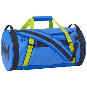Helly Hansen HH Duffelbag 50l, electric blue/navy/azid lime